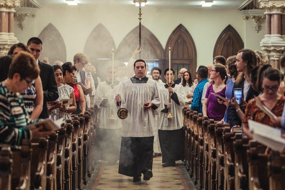 Ordenación Sacerdotal de Remigio Morales Bermúdez en Filadelfia - Sodalicio de Vida Cristiana (25)
