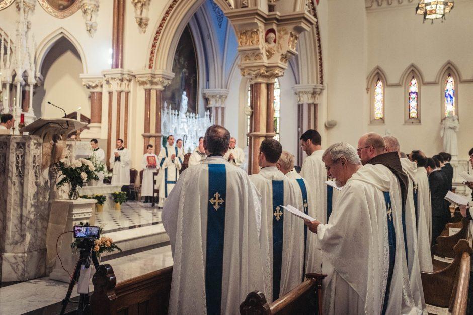 Ordenación Sacerdotal de Remigio Morales Bermúdez en Filadelfia - Sodalicio de Vida Cristiana (46)