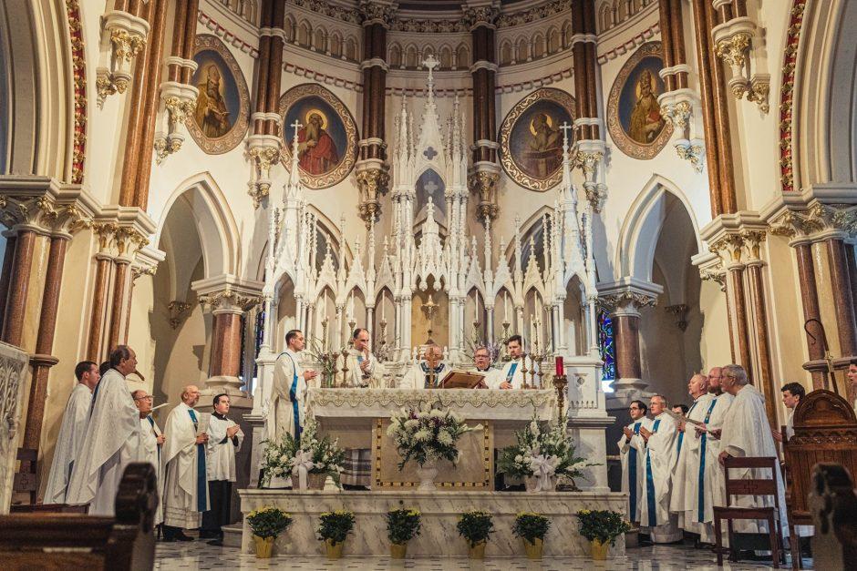 Ordenación Sacerdotal de Remigio Morales Bermúdez en Filadelfia - Sodalicio de Vida Cristiana (65)