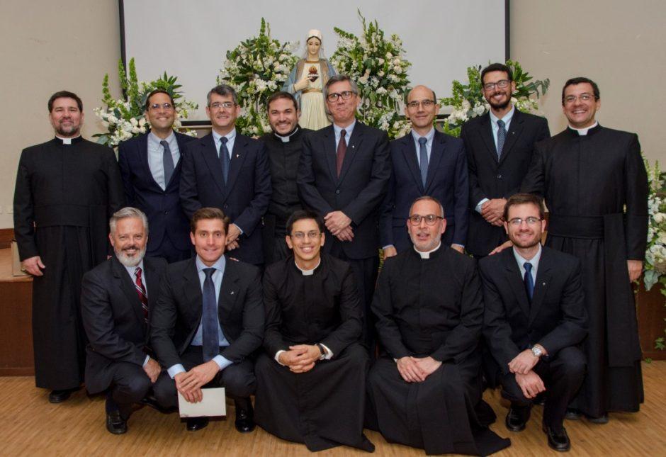 Ordenación sacerdotal de Luis Troya Holst en el Sodalicio de Vida Cristiana (24)