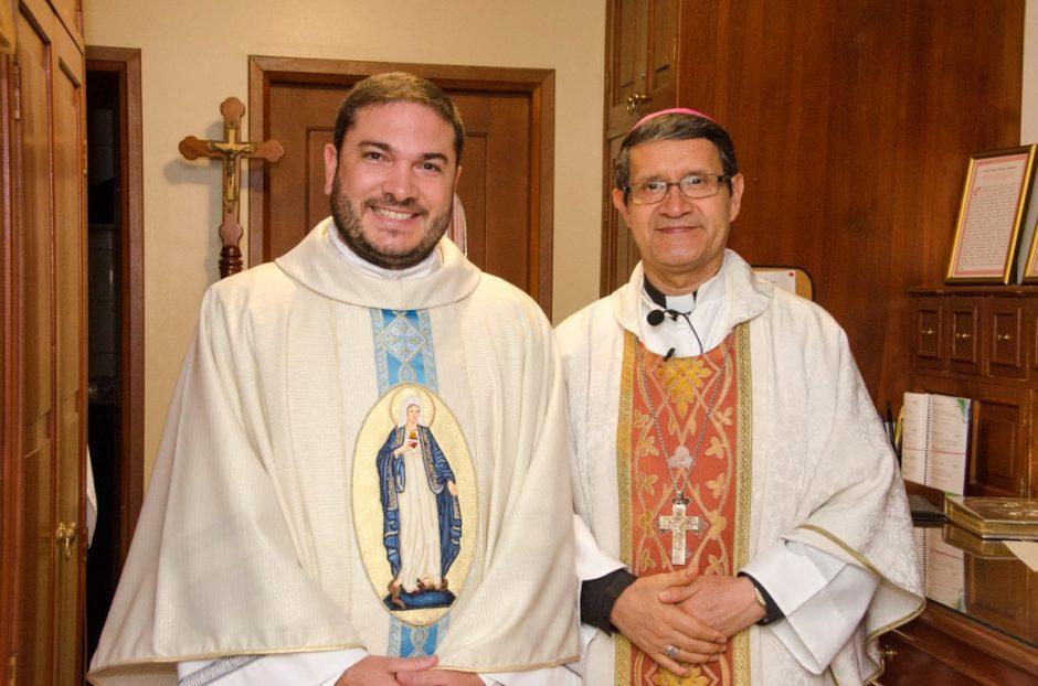 Ordenación sacerdotal de Luis Troya Holst en el Sodalicio de Vida Cristiana (8)