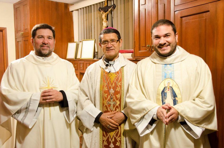 Ordenación sacerdotal de Luis Troya Holst en el Sodalicio de Vida Cristiana (9)