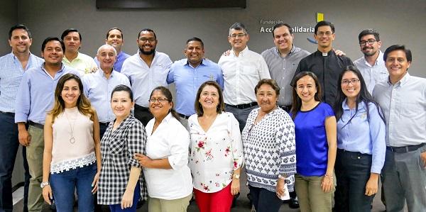 Superior General del Sodalicio visita obras de la familia espiritual en Ecuador