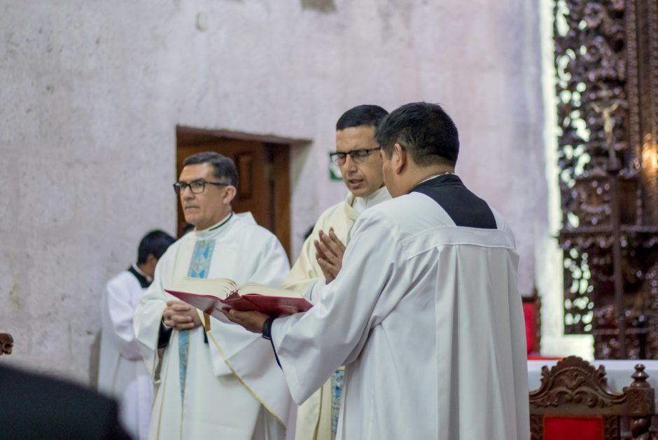 Compromisos de Plena Disponibilidad Apostólica de Víctor Ramos en el Sodalicio de Vida Cristiana (1)