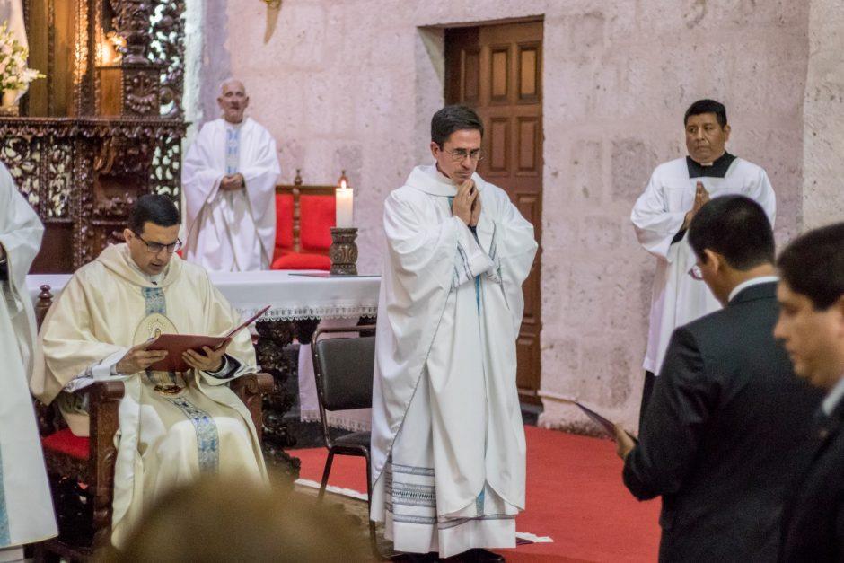Compromisos de Plena Disponibilidad Apostólica de Víctor Ramos en el Sodalicio de Vida Cristiana (11)