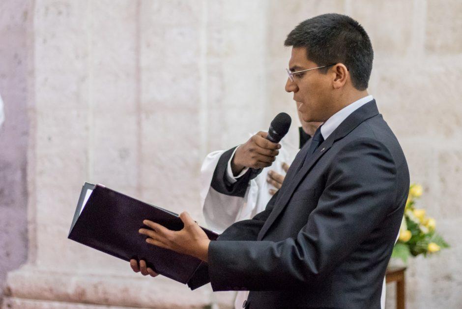 Compromisos de Plena Disponibilidad Apostólica de Víctor Ramos en el Sodalicio de Vida Cristiana (13)