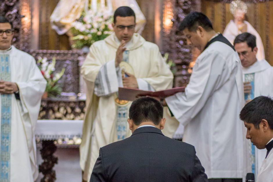 Compromisos de Plena Disponibilidad Apostólica de Víctor Ramos en el Sodalicio de Vida Cristiana (14)