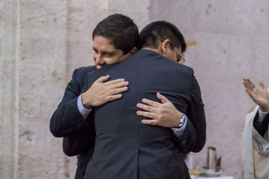 Compromisos de Plena Disponibilidad Apostólica de Víctor Ramos en el Sodalicio de Vida Cristiana (16)