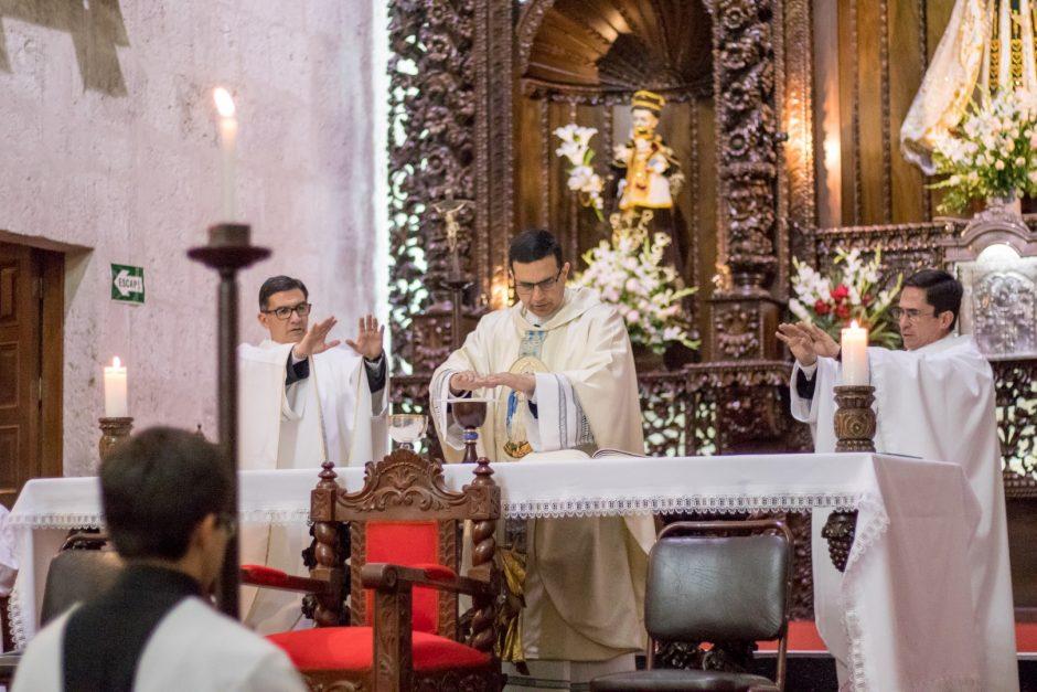 Compromisos de Plena Disponibilidad Apostólica de Víctor Ramos en el Sodalicio de Vida Cristiana (18)