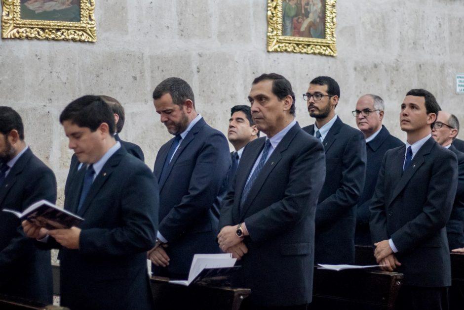 Compromisos de Plena Disponibilidad Apostólica de Víctor Ramos en el Sodalicio de Vida Cristiana (3)
