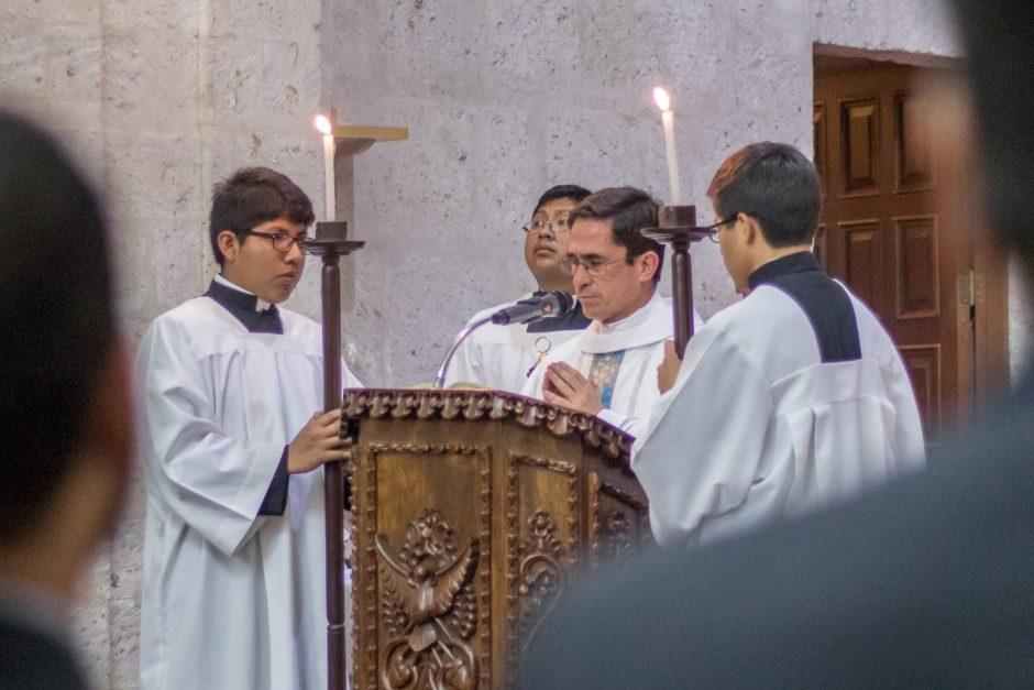 Compromisos de Plena Disponibilidad Apostólica de Víctor Ramos en el Sodalicio de Vida Cristiana (5)