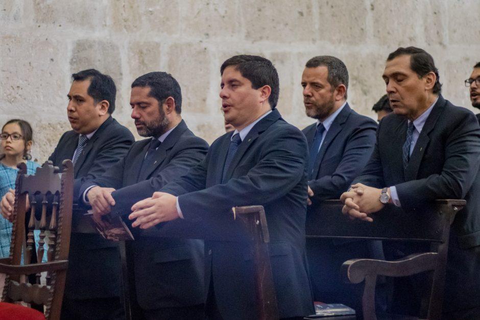 Compromisos de Plena Disponibilidad Apostólica de Víctor Ramos en el Sodalicio de Vida Cristiana (8)