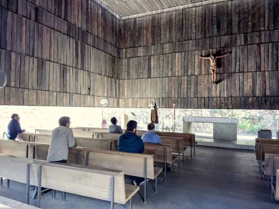 Ejercicios Espirituales en Chile - Sodalicio de Vida Cristiana (9)