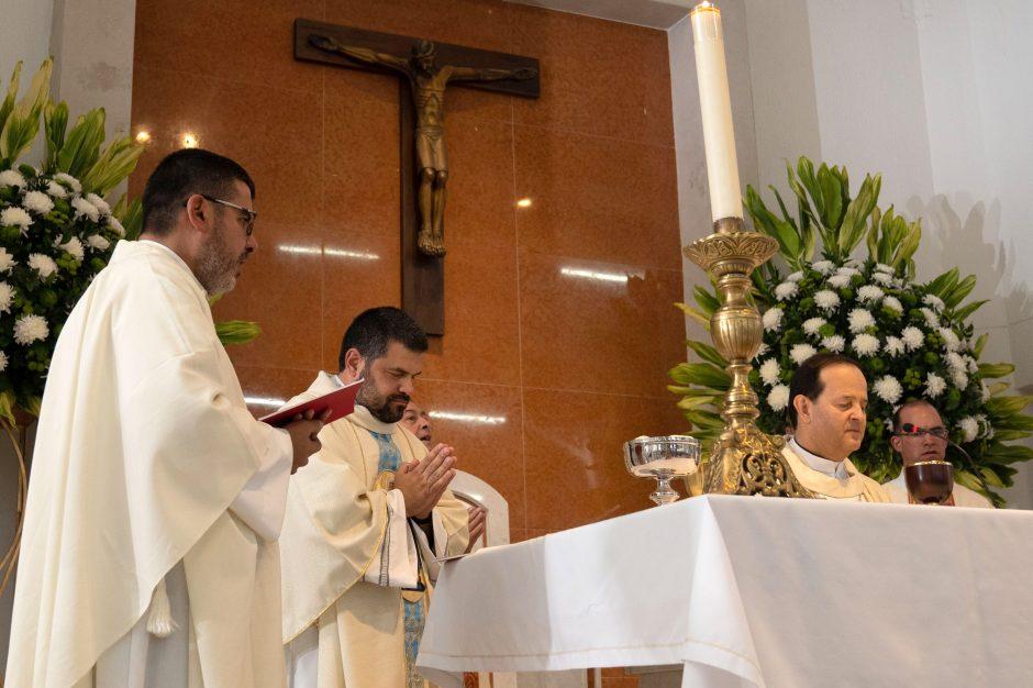 Ordenación sacerdotal de Juan David Velásquez del Sodalicio de Vida Cristiana en Colombia - Noticias Sodálites (19)