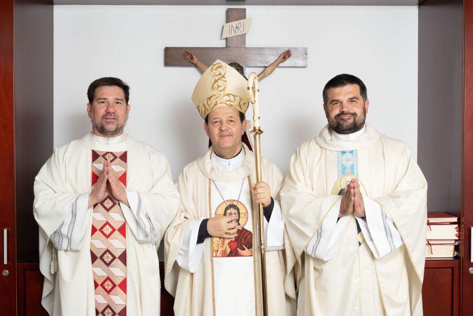 Ordenación sacerdotal de Juan David Velásquez del Sodalicio de Vida Cristiana en Colombia - Noticias Sodálites (28)
