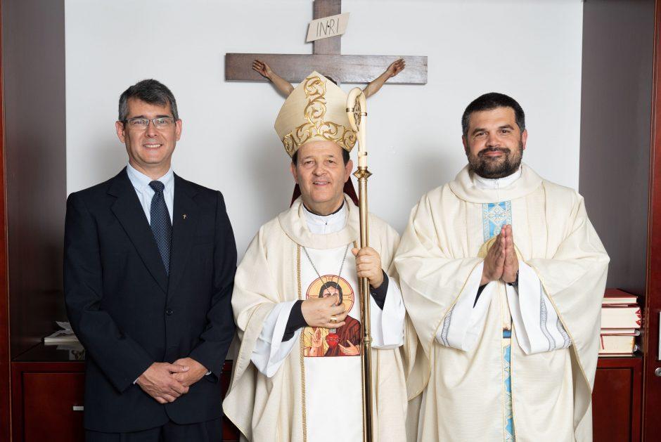 Ordenación sacerdotal de Juan David Velásquez del Sodalicio de Vida Cristiana en Colombia - Noticias Sodálites (31)