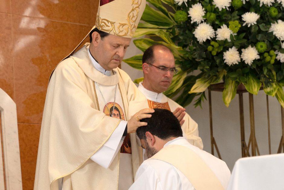 Ordenación sacerdotal de Juan David Velásquez del Sodalicio de Vida Cristiana en Colombia - Noticias Sodálites (4)