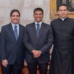 Plena Disponibilidad Apostólica de Víctor Ramos: «Tenemos que ayudar a todos a ir al Cielo»