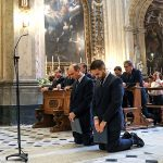 «Comprométanse para siempre en el servicio de la Iglesia»