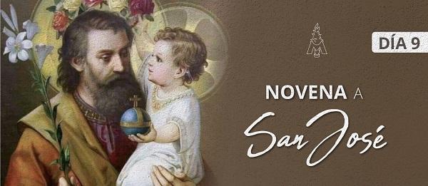 Novena a San José - Sodalicio - Día 9