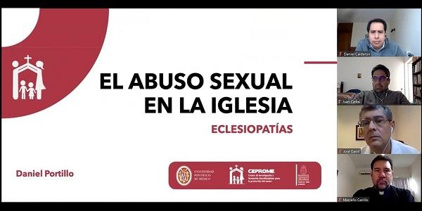 """Director de CEPROME brinda capacitación al Gobierno del Sodalicio sobre """"Prevención de abusos sexuales a menores"""""""