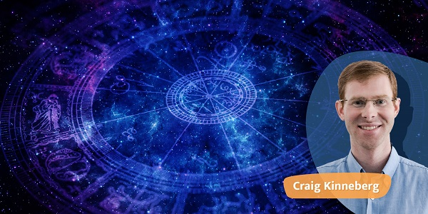Banner para blog de Craig Kinneberg sobre astrología y cristianismo