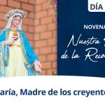 Día 3 – Novena a Nuestra Señora de la Reconciliación