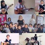 Alumnos de San Juan Apóstol agradecen a Universidad Hope cantando 'Hey Jude'