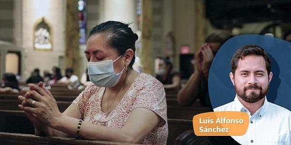 Imagen para post de Luis Alfonso Sánchez sobre el desafío de ser cristiano