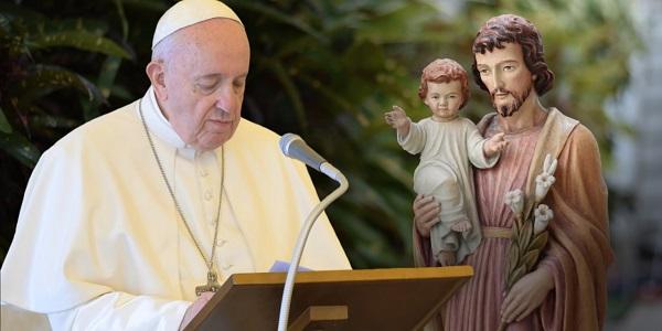 Carta del Papa Francisco sobre San José - Sodalicio