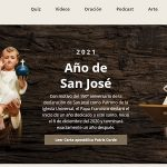 """Nueva web dedicada al """"Año de San José"""""""
