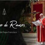 Homilía de Domingo de Ramos del Papa Francisco