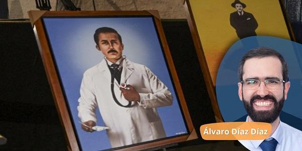 Imagen para blog post sobre el beato Gregorio Hernández de Álvaro Díaz