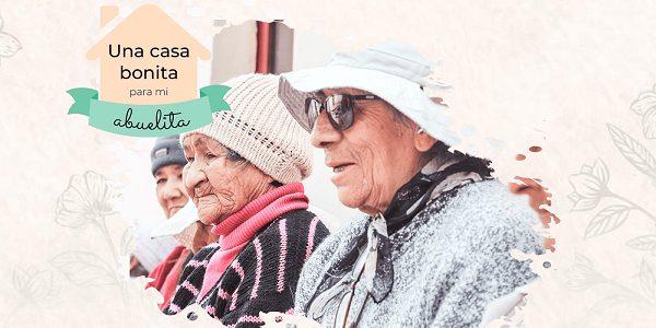 Solidaridad en Marcha Arequipa quiere construir un mejor hogar para abuelitas abandonadas