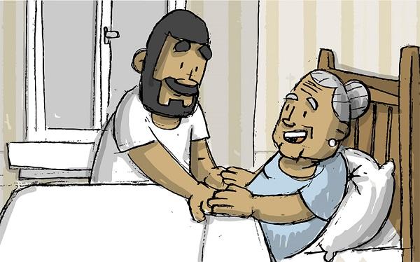 Acompañar a un enfermo - Catholic Link
