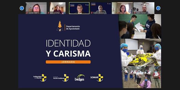 Jornada internacional sobre solidaridad Identidad y Carisma - Sodalicio