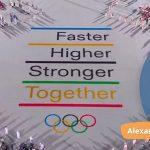 Tokio 2020: Más rápido, alto y fuerte, JUNTOS