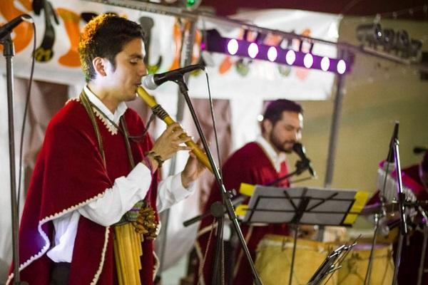 Diego Chui. Takillakkta. Nuevo disco Peregrino de la Fe